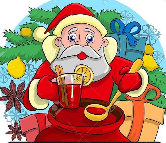 Vin chaud et balade en calèche avec l''arrivée du Père Noël - Samedi 14 décembre 19 0